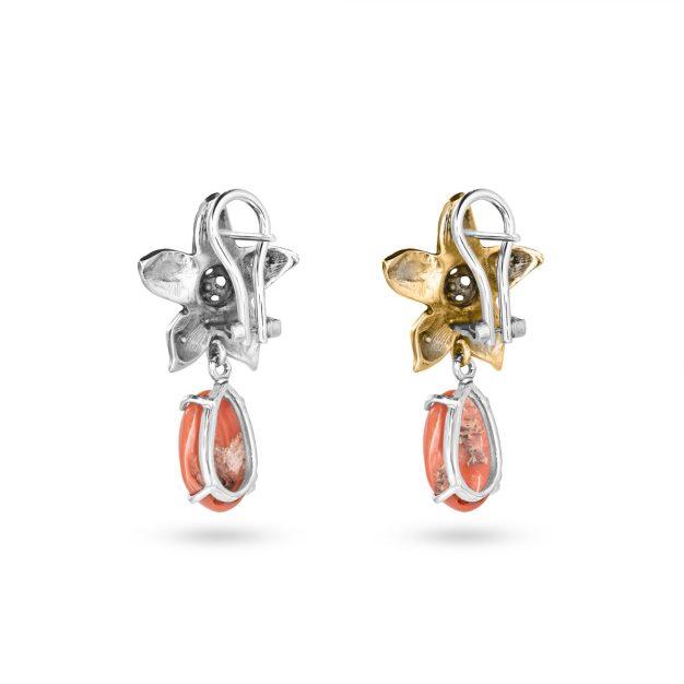 Daisy Earrings OR_005ABC@
