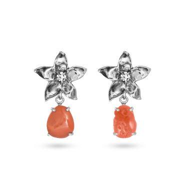 Daisy Earrings OR_005AC@