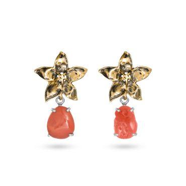 Daisy Earrings OR_005BC@