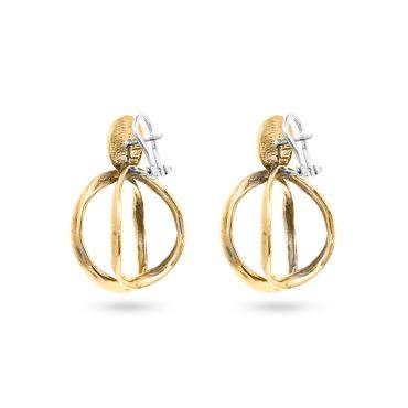 Pagoda Earrings OR_057B@