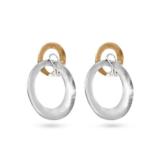 Pagoda Earrings OR_1054AB@