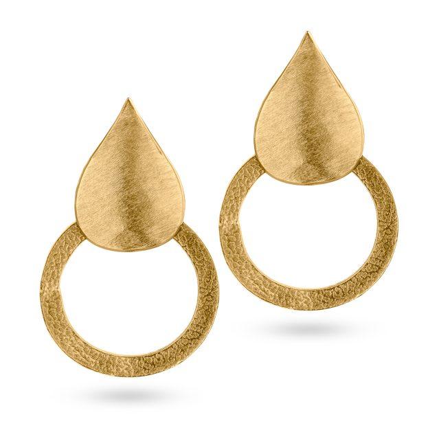 Honeydrop Earrings OR_1088B@