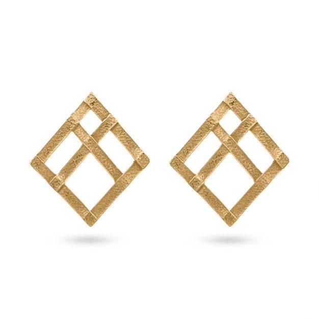 Pagoda Earrings OR_1101B@