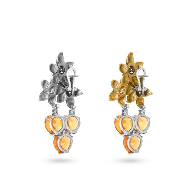 Daisy Earrings OR_1105ABP@