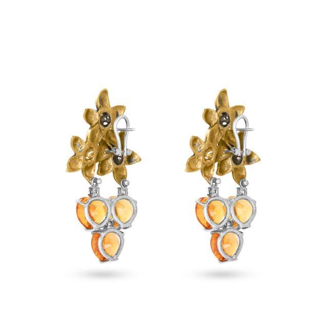 Daisy Earrings OR_1105BP@