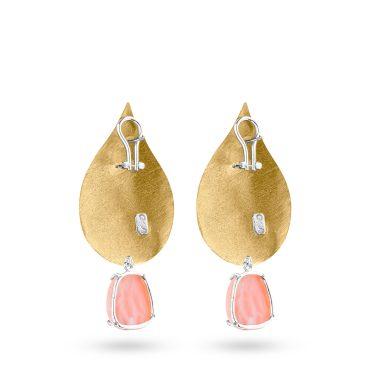 Honeydrop Earrings OR_1128BC@