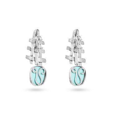 Pagoda Earrings OR_1143AP@
