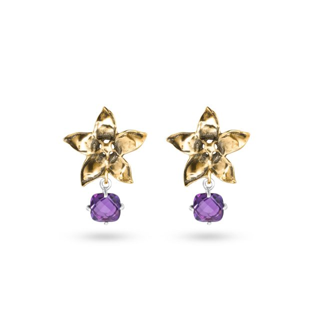 Daisy Earrings OR_117BP@
