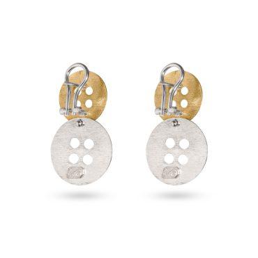 Bottoni Earrings OR_202AB@