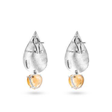Honeydrop Earrings OR_269AP@
