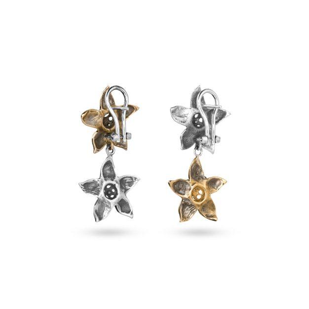 Daisy Earrings OR_319AB@