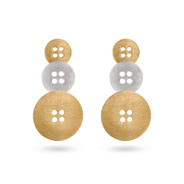 Bottoni Earrings OR_338AB@