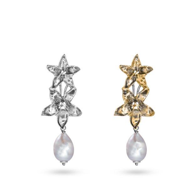 Daisy Earrings OR_492ABP@ OR_492ABP@