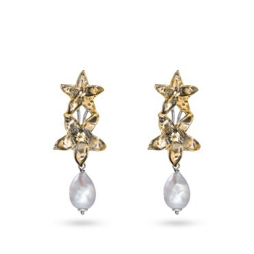Daisy Earrings OR_492BP@