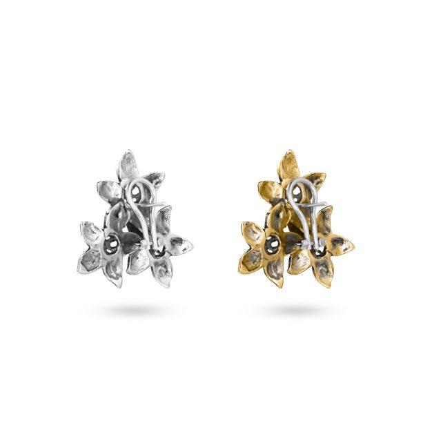 Daisy Earrings OR_567AB@