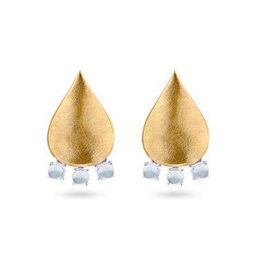 Honeydrop Earrings OR_861BP@